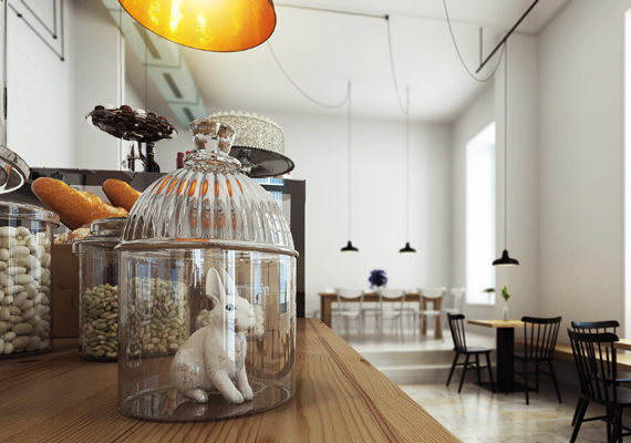 3d interiors inspired by one of my favourite coffee shop design proti proudu bistro.
