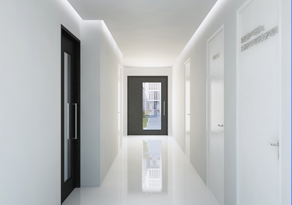 Sperrgasse Apartement Vienna, commissioned by Quibus.